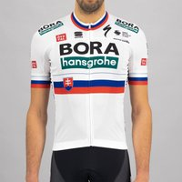 Sportful Bore Hansgrohe Slovakian National Champion Bodyfit Team Jersey - S