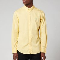 Polo Ralph Lauren Men's Slim Fit Chino Sport Shirt - Empire Yellow - L