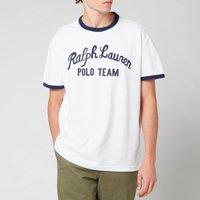 Polo Ralph Lauren Men's Classic Fit Polo Team Mesh T-Shirt - White - S