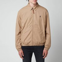 Polo Ralph Lauren Men's Bayport Poplin Jacket - Luxury Tan - L