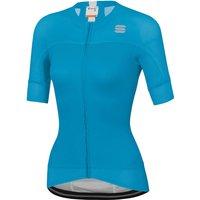Sportful Women's Evo Jersey - XS - Blue
