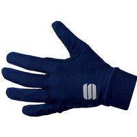 Sportful NoRain Gloves - S - Blue