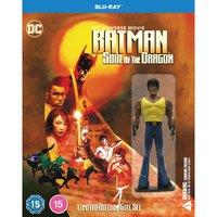 Batman: Soul of the Dragon Includes Minifigure
