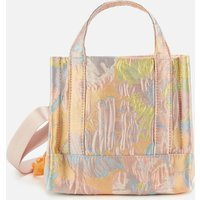 HVISK Women's Gleam Mini Dreamy Handle Bag - Peach