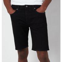 Levi's Men's 405 Standard Shorts - Black Rinse - W36