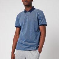 GANT Men's Oxford Pique Polo Shirt - Persian Blue - S