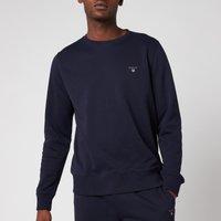 GANT Mens Original Sweatshirt - Evening Blue - XXL