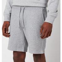 GANT Men's Original Sweat Shorts - Grey Melange - XXL