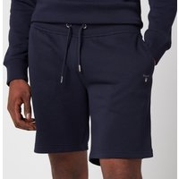 GANT Mens Original Sweat Shorts - Evening Blue - XL