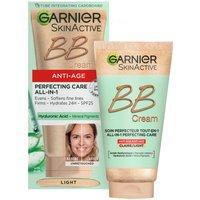 Garnier SkinActive BB Cream Anti-Aging Tinted Moisturiser SPF25 - Light
