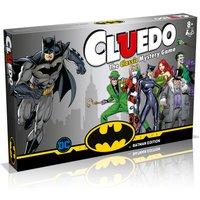 Batman Cluedo Board Game