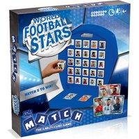 World Football Stars Blue Top Trumps Match Board Game