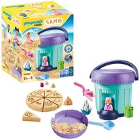 Playmobil SAND Bakery Sand Bucket For 18+ Months (70339)