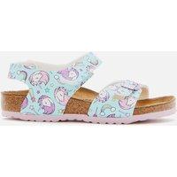 Birkenstock Colorado Kids' Sandals - Unicorn Seafoam - UK 10 Kids
