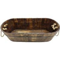 Wooden Trough - 80cm