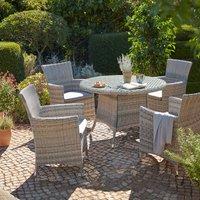 Florence 4 Seater Garden Dining Set