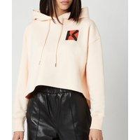 KENZO Women's KENZO Sport Hoodie - Blush - M