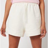 Ganni Women's Isoli Shorts - Egret - L