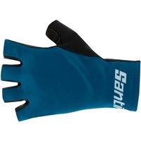 Santini Redux Istino Gloves - S - Black