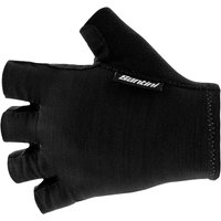 Santini Cubo Gloves - S - Black