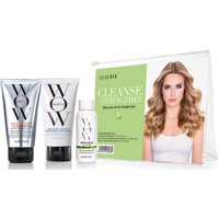 Color WOW Cleanse and Strengthen Blow-Dry Kit
