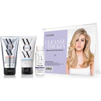 Color WOW Cleanse and Thicken Blow-Dry Kit