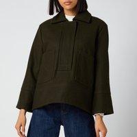 L.F Markey Womens Gibson Coat - Green - M/L