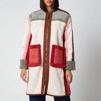 L.F Markey Womens Heath Coat - Multi - S/M