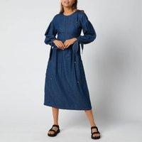 L.F Markey Womens Joe Dress - Chambray - UK 8