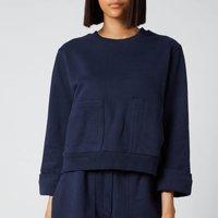 L.F Markey Women's Kerry Sweatshirt - Navy - UK 8