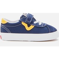 Vans Toddlers' Classic Sport Veclro Trainers - Dress Blue - UK 8 Toddler