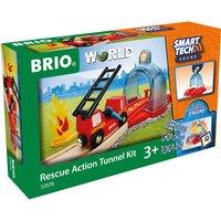 Brio Smart Tech Sound - Rescue Action Tunnel Kit