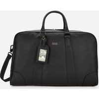Ted Baker Mens Ripleey Textured Holdall Bag - Black