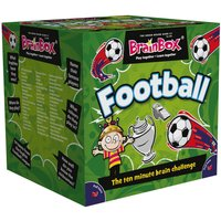 BrainBox Card Game - Football Edition Refresh (55 Cards)