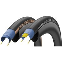 Goodyear Eagle F1 Tubeless Road Tyre - 700C x 28mm - Black