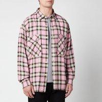 Edwin Men's Big Shirt - Pink - M