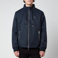 Armani Exchange Mens Blouson Jacket - Navy - XL