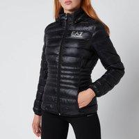 Emporio Armani EA7 Womens Train Core Lady Eco Down Jacket -