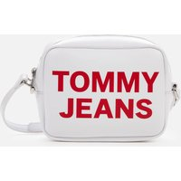 Tommy Jeans Womens Tjw Essential Pu Camera Bag - White