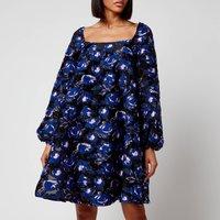Resume Women's Claudia Dress - Electric Blue - DK 38/UK 8