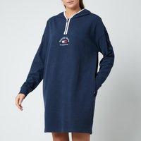 Tommy Jeans Womens Tjw Timeless Jumper Dress - Twilight Navy - L