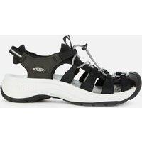 Keen Women's Astoria West Sandals - Black/Grey - UK 7