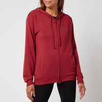 Emporio Armani Loungewear Womens Signature Full Zip Jacket w