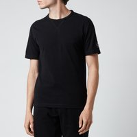 CK Jeans Men's Monogram Sleeve Badge Regular Tee - Black - XXL