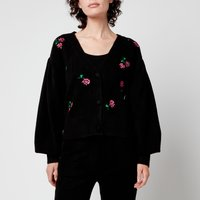 Kitri Women's Beth Knitted Cardigan - Black - S