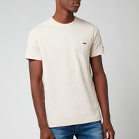 Tommy Jeans Men's Chest Logo T-Shirt - Smooth Stone - XL