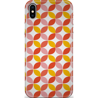 Floral Motif Phone Case for iPhone and Android - iPhone X - Snap Case - Matte