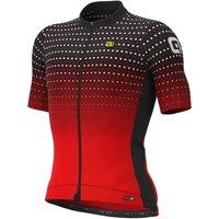 Ale PR-S Bullett Jersey - S - Black/Red