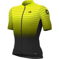 Ale PR-S Bullett Jersey - M - Fluo Yellow/Black