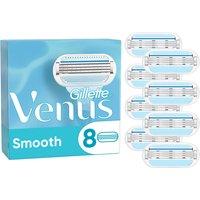 Venus Deluxe Smooth Swirl Handle - Handle + 3 Blades